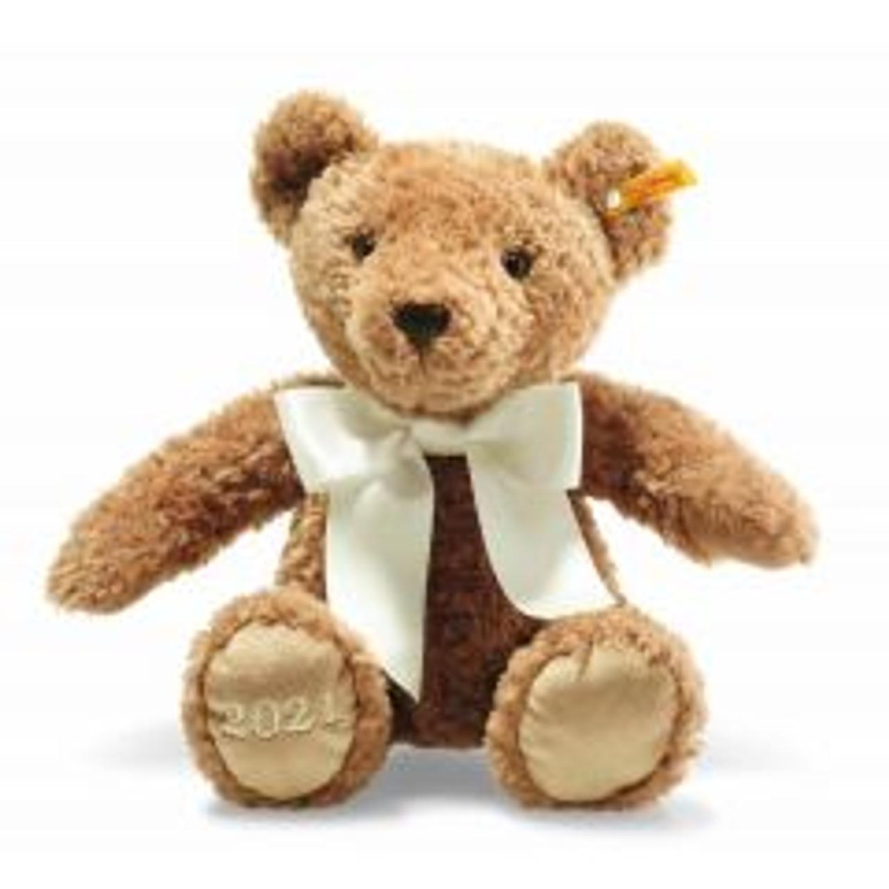 Cosy Year Bear 2021 Steiff EAN 113536