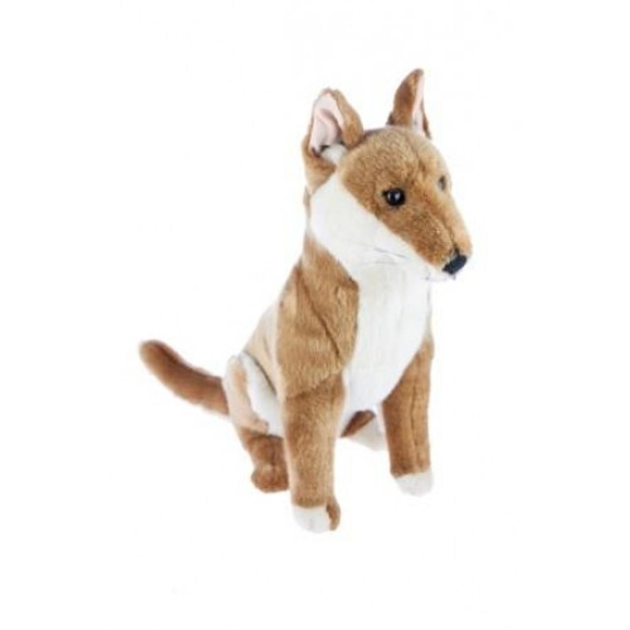 Dingo Dog Plush Toy, Frazer, Bocchetta