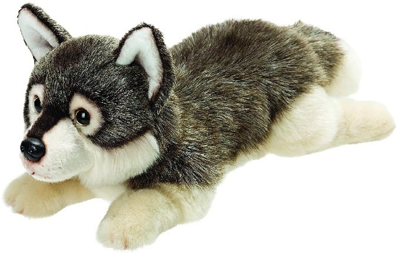 Wolf Soft Toy 30cm Suki,  12121