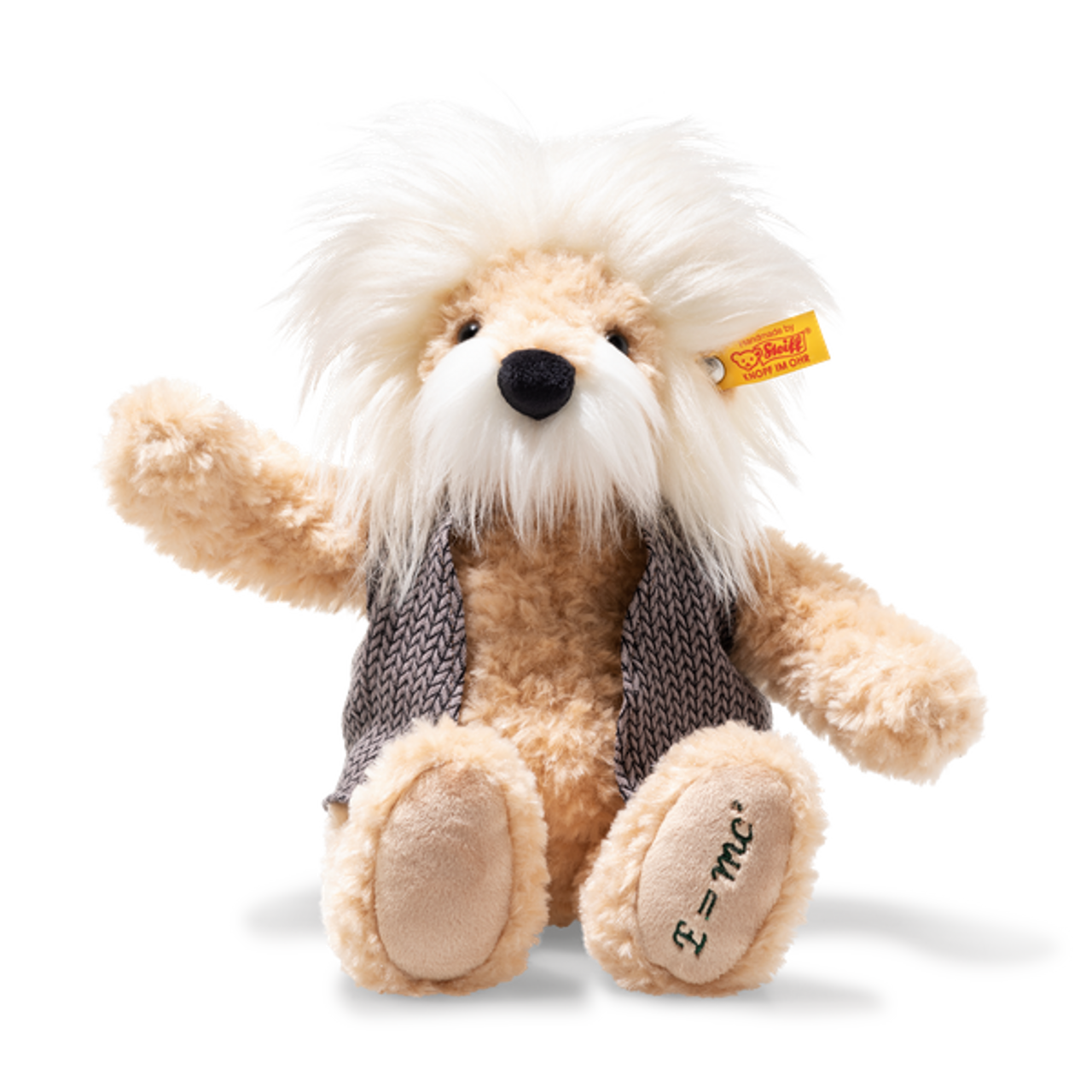 Einstein, Steiff Teddy Bear, 28cm