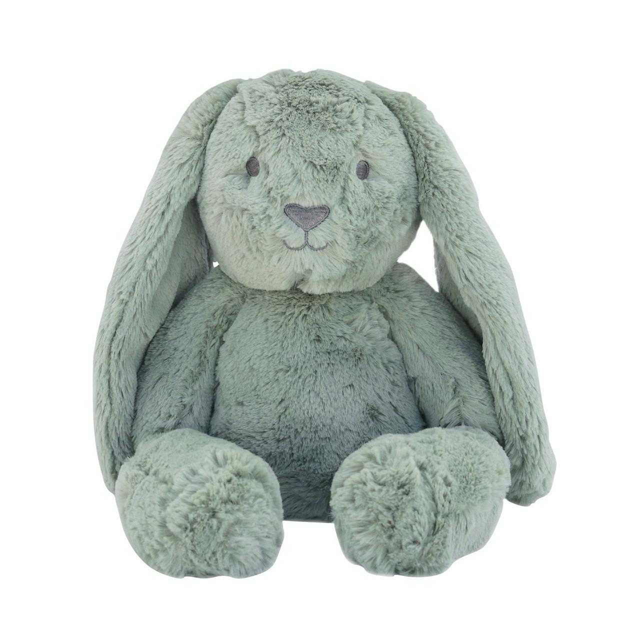 Beau Bunny Huggie OB Designs, Sage