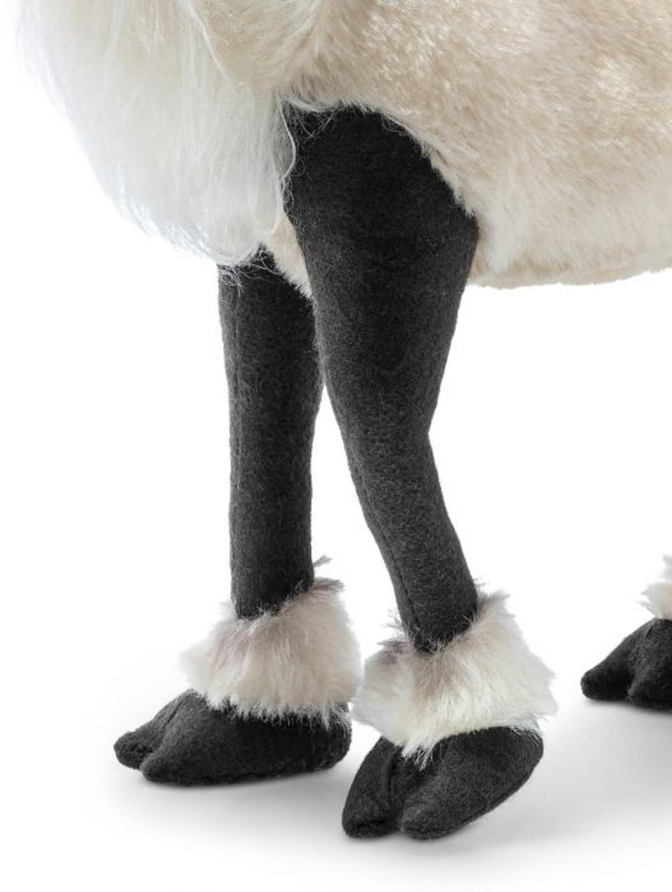Erik Reindeer Steiff Limited Edition EAN 006074 legs & hooves