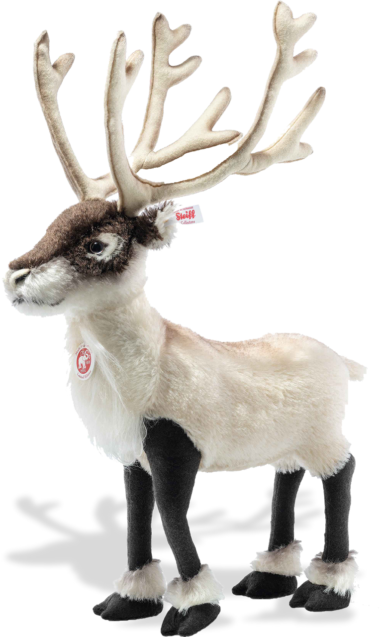 Erik Reindeer Steiff Limited Edition EAN 006074