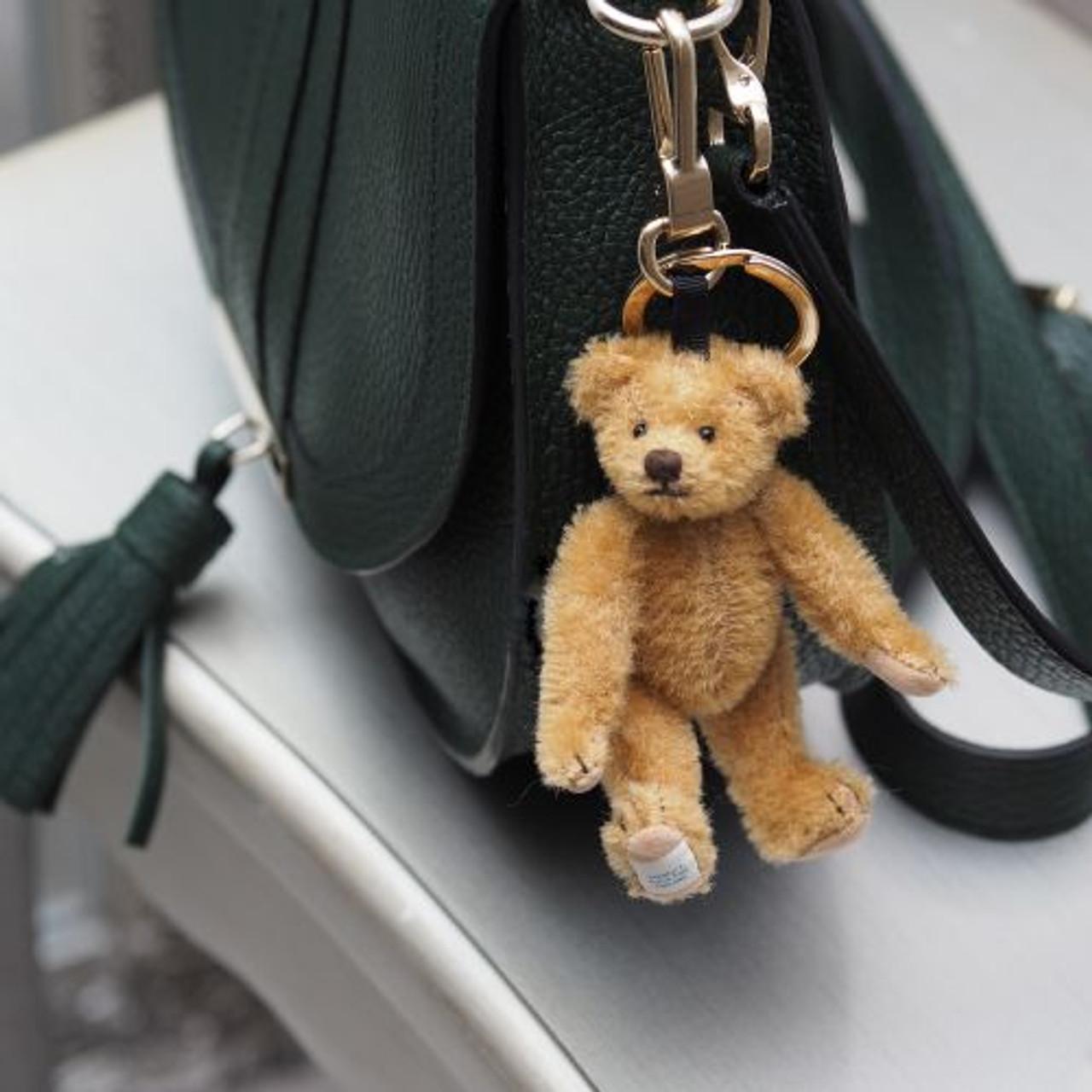 Edward Bear Key Charm, AA Milne Christopher Robin's Teddy Bear, Merrythought UK   Lifestyle