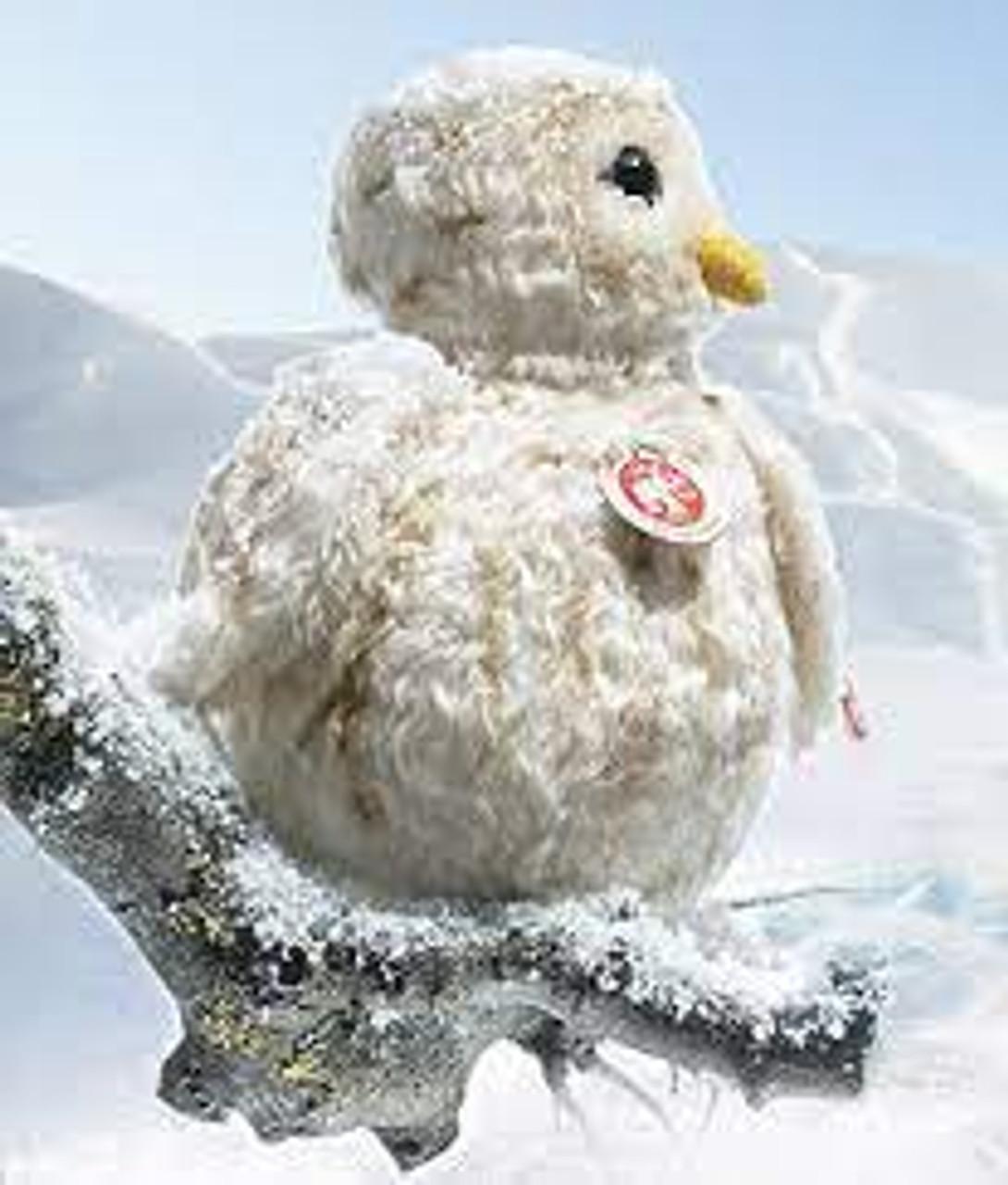 Snowy Owl Roly Poly Steiff 2021
