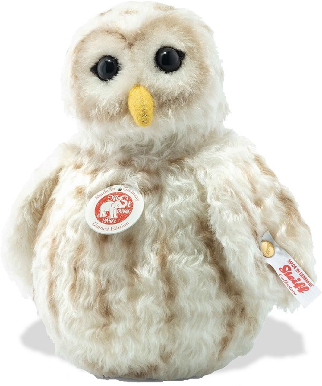 Snowy Owl Roly Poly EAN 06944