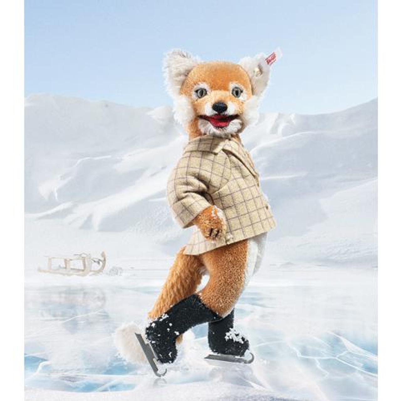 Fox Ice Skater Steiff 007071, lifestyle