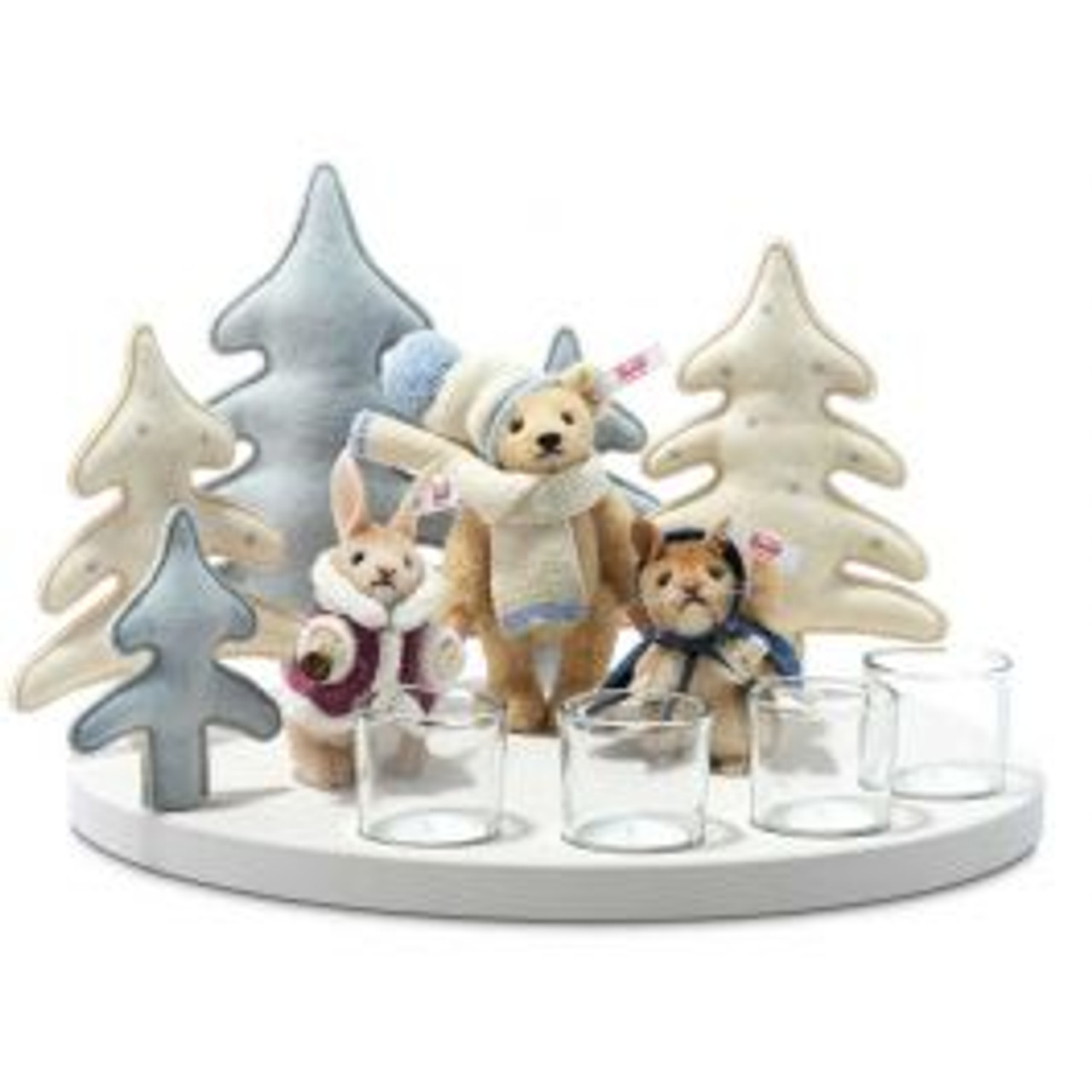 Steiff Winter Wonderland EAN 007163