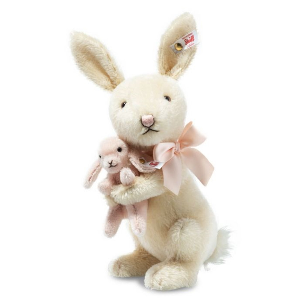 Rose Rabbit and Baby Springtime  Bunny EAN 683862 $490.00