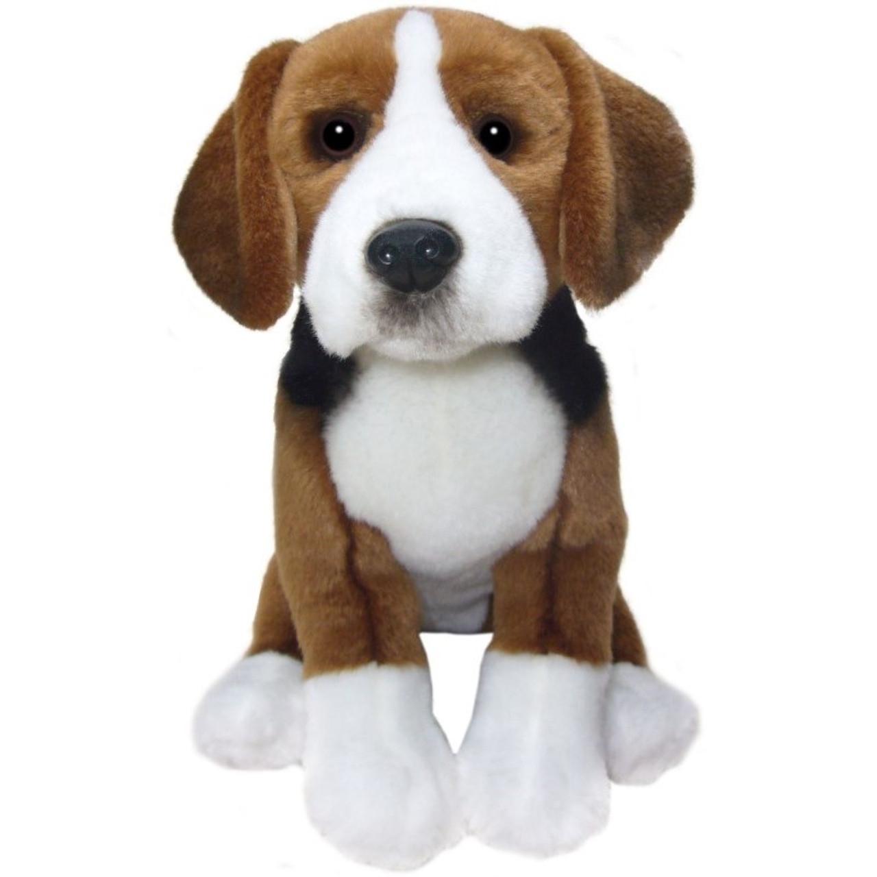 Hamilton Hound Dog, Faithful Friends 30cm