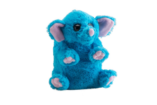 Switch A Rooz Elephant Soft Toy Peanut Butter and Jelly