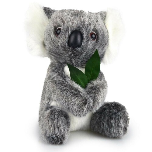 Australian Made Koala & Gum Leaf Soft Toy Medium