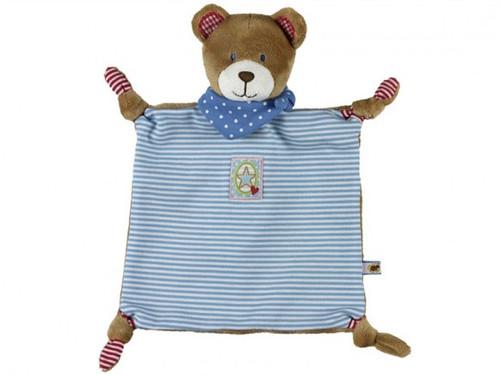 Teddy Bear Baby Comforter, Speigelburg