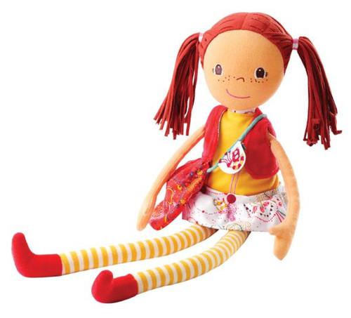 Circus Doll Lilliputiens