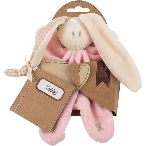 Little Toddel Pink Organic Comforter