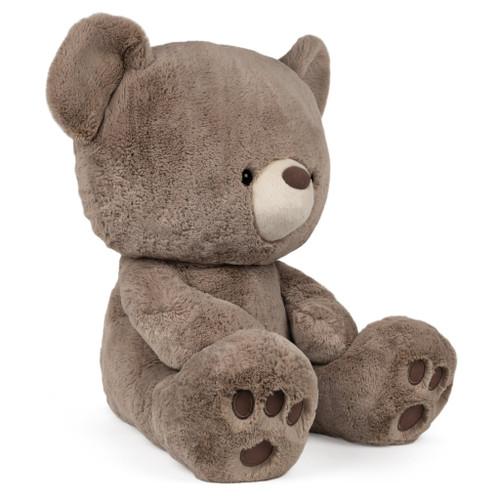 Kai Taupe Teddy Bear Gund side view