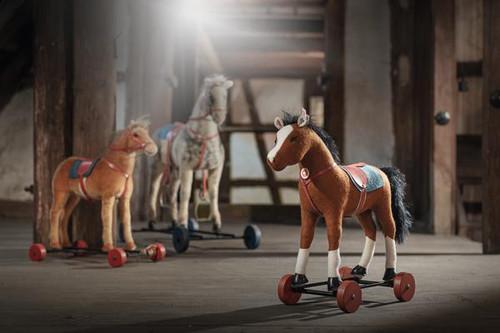 Friedhelm's Horse on Wheels Replica Steiff 2021 Limited Edition EAN 006838