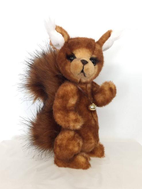 Nutkin Mohair Kaycee Bears UK Ltd Edition Squirrel No 25 of 25