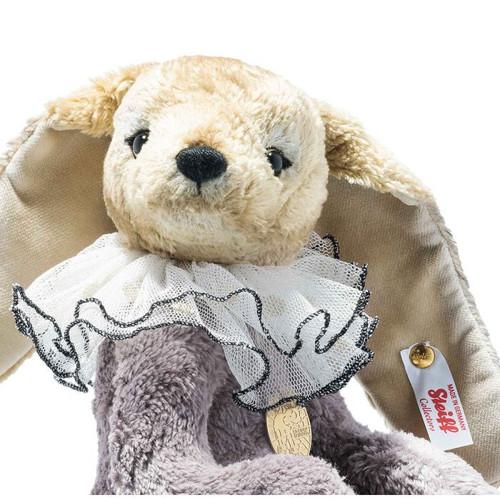 Close Up, Teddies for Tomorrow Lavender Rabbit Steiff 2021 Limited Edition EAN 007033