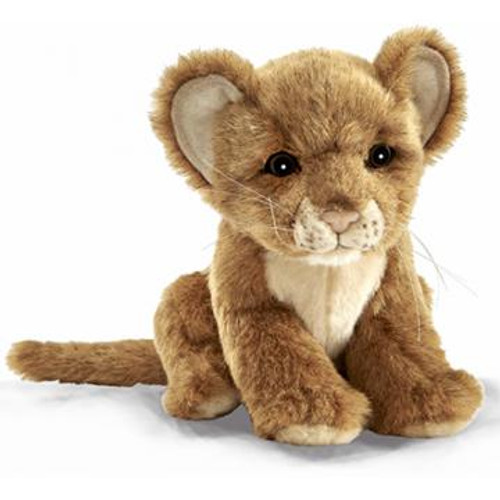Lion Cub Plush Animal, Hansa