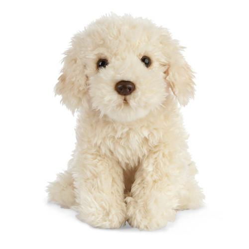 Labradoodle Dog Plush Toy, Living Nature