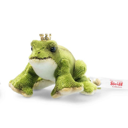 Frog, The Frog Prince Set Steiff 2021 Limited Edition EAN 006098