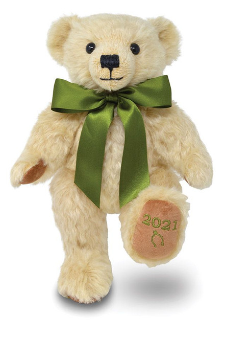 Merrythought Year Bear 2021 Embroidered Foot