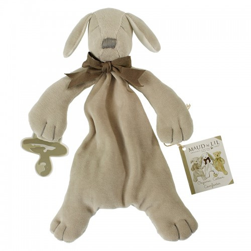 Organic Cotton Paws Puppy Comforter