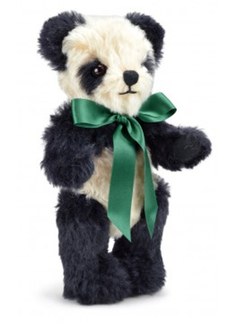 Antique Panda Merrythought UK Teddy Bear 35cm standing