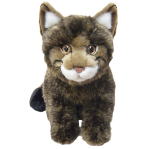 Scottish Wildcat Faithful Friends 30cm