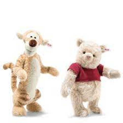 Disney Tigger 2020 & Disney Pooh Bear 2020