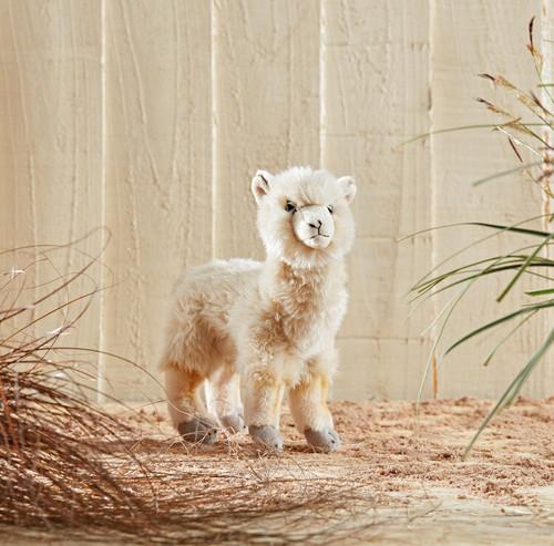 Alpaca Plush Toy, Living Nature