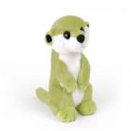 Green Meerkat Soft Toy