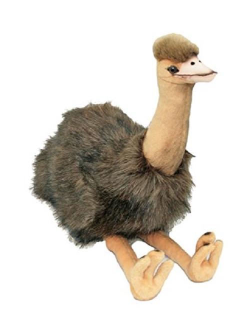 Emu Plush Toy Large, Emily, Bocchetta