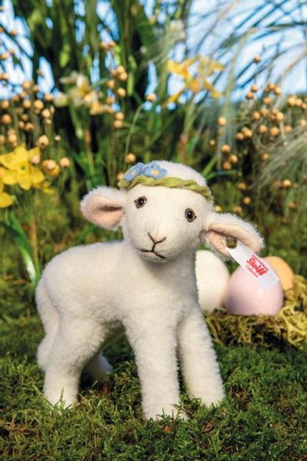 Lamb Steiff 2021 Limited Edition, Lia EAN 007019