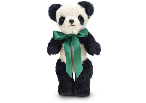 Antique Panda Merrythought UK Teddy Bear 25cm