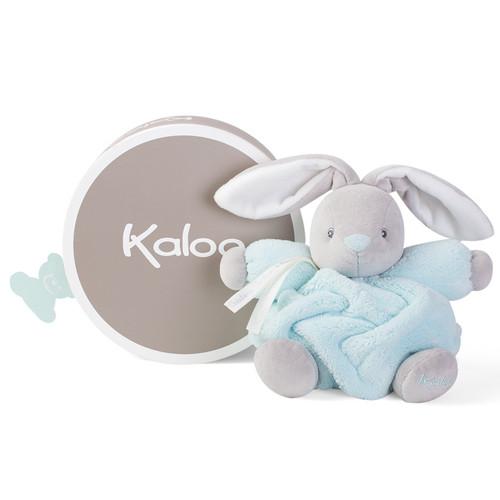 Kaloo Plume Small Aqua Rabbit