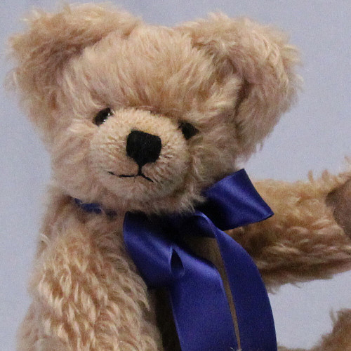 Timeless Teddy Bear Beige 31cm by Hermann-Coburg