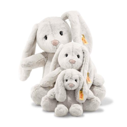 Group Soft Cuddly Friends Hoppie Rabbit Steiff 38cm