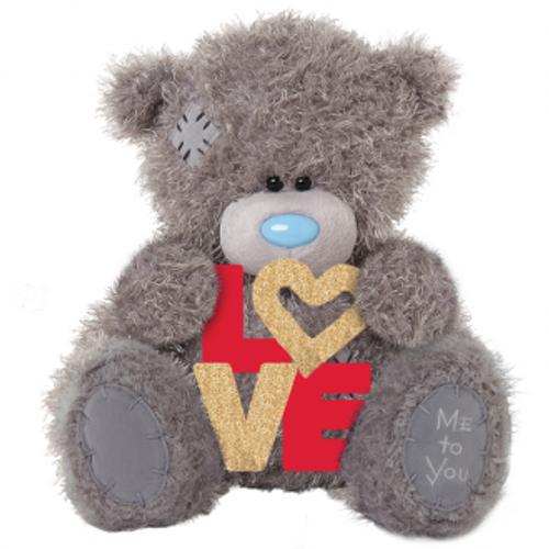 Love Valentine Me to You, Tatty Teddy