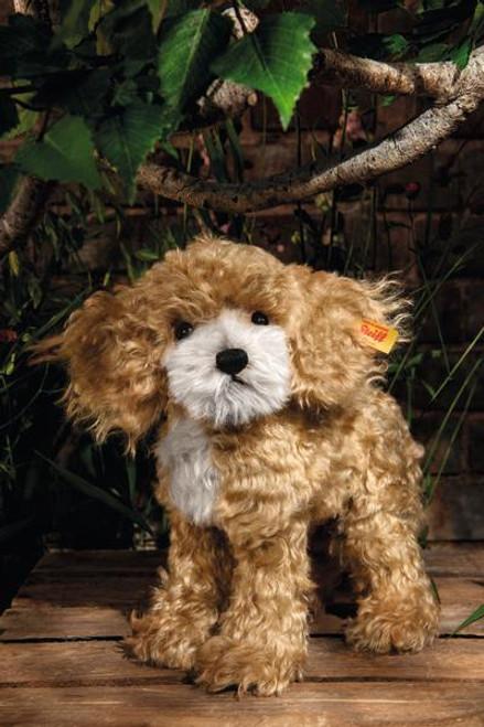 Ricky Cockapoo Dog Toy Steiff EAN 031557