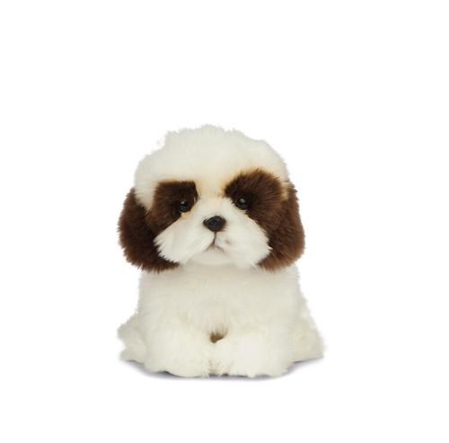 Shih Tzu Dog Plush Toy, Living Nature