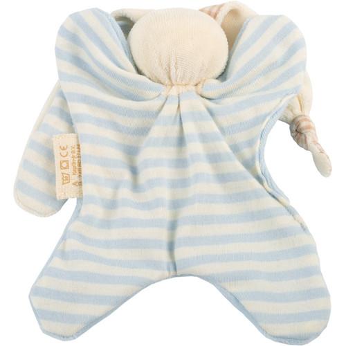 Little Toddel Sky Blue Organic Comforter