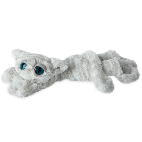 Snow the Lavish Lanky Cat