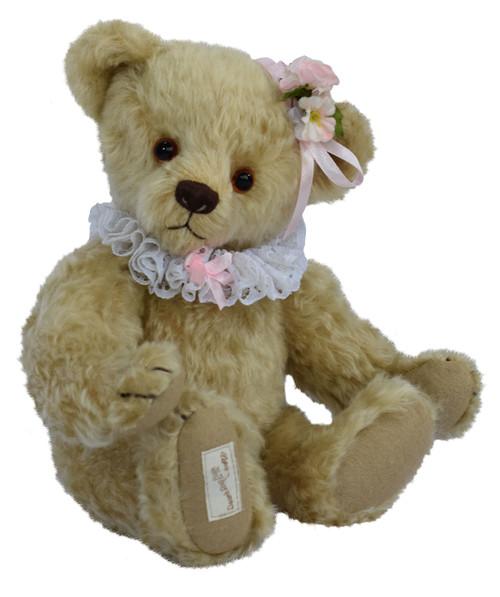 Sally-Anne Mohair Deans Teddy Bears UK Ltd Ed