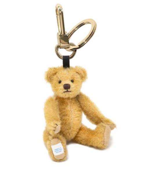 Edward Bear Key Charm, AA Milne Christopher Robin's Teddy Bear, Merrythought UK