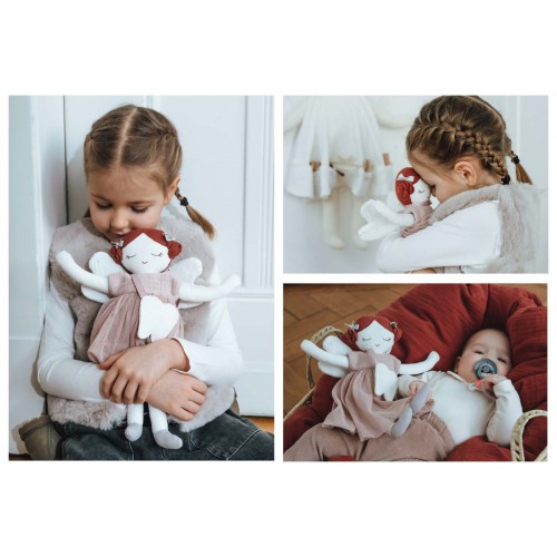 Tooth Fairy Angel Doll, 35cm, Kikadu Germany Lifestyle
