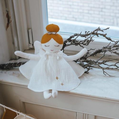 Muslin Angel Doll, 36cm, Kikadu Germany, Lifestyle
