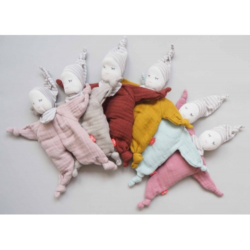 Organic Baby Doll Rust, Kikadu Germany, Group