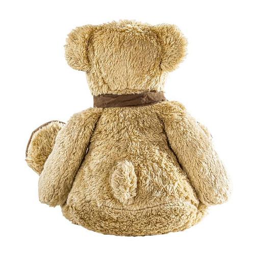 Cubby the Teddy Bear, Maudnlil, Rear View